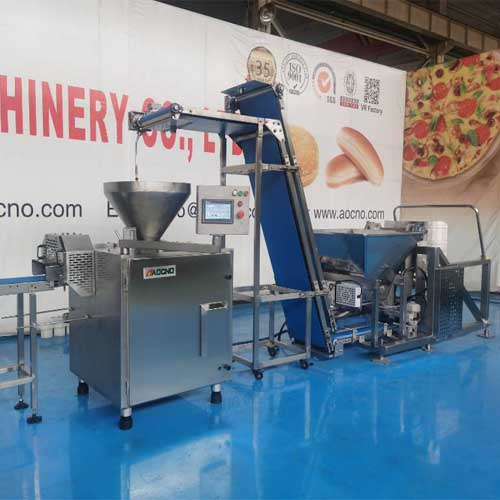 Multifunctional Bread Making Production Line